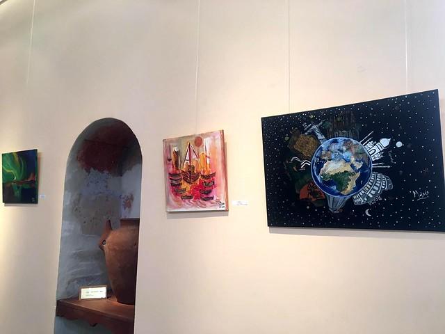 """Exposición """"Diversidad un Mundo Mágico"""" en la Sala Sabor de las Casas Consistoriales"""
