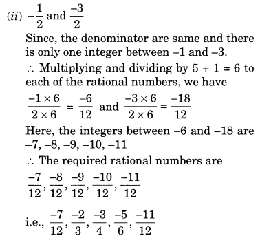 Rational Numbers Class 7 Extra Questions Maths Chapter 9 Q10.2