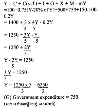 HSSlive Plus Two Macroeconomics Chapter Wise Questions and Answers Chapter 6 Open Economy Macroeconomics 5