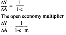 HSSlive Plus Two Macroeconomics Chapter Wise Previous Questions Chapter 6 Open Economy Macroeconomics