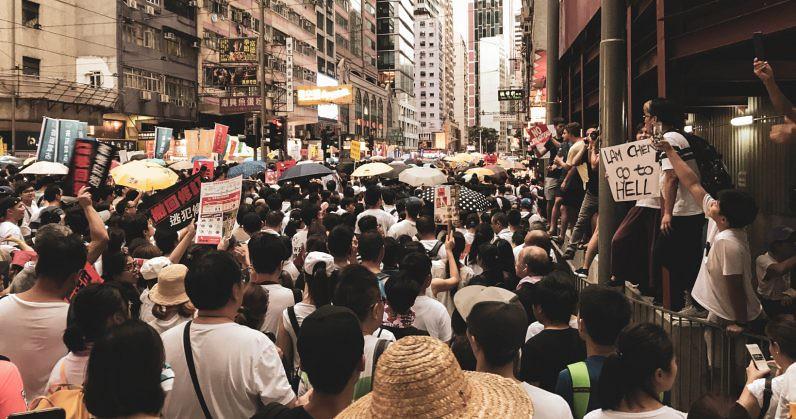Telegram創辦人宣稱中國出手干擾App運作  打擊香港示威抗議