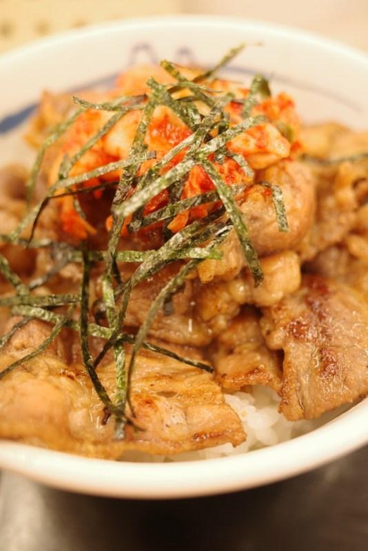 松屋 キムカル丼