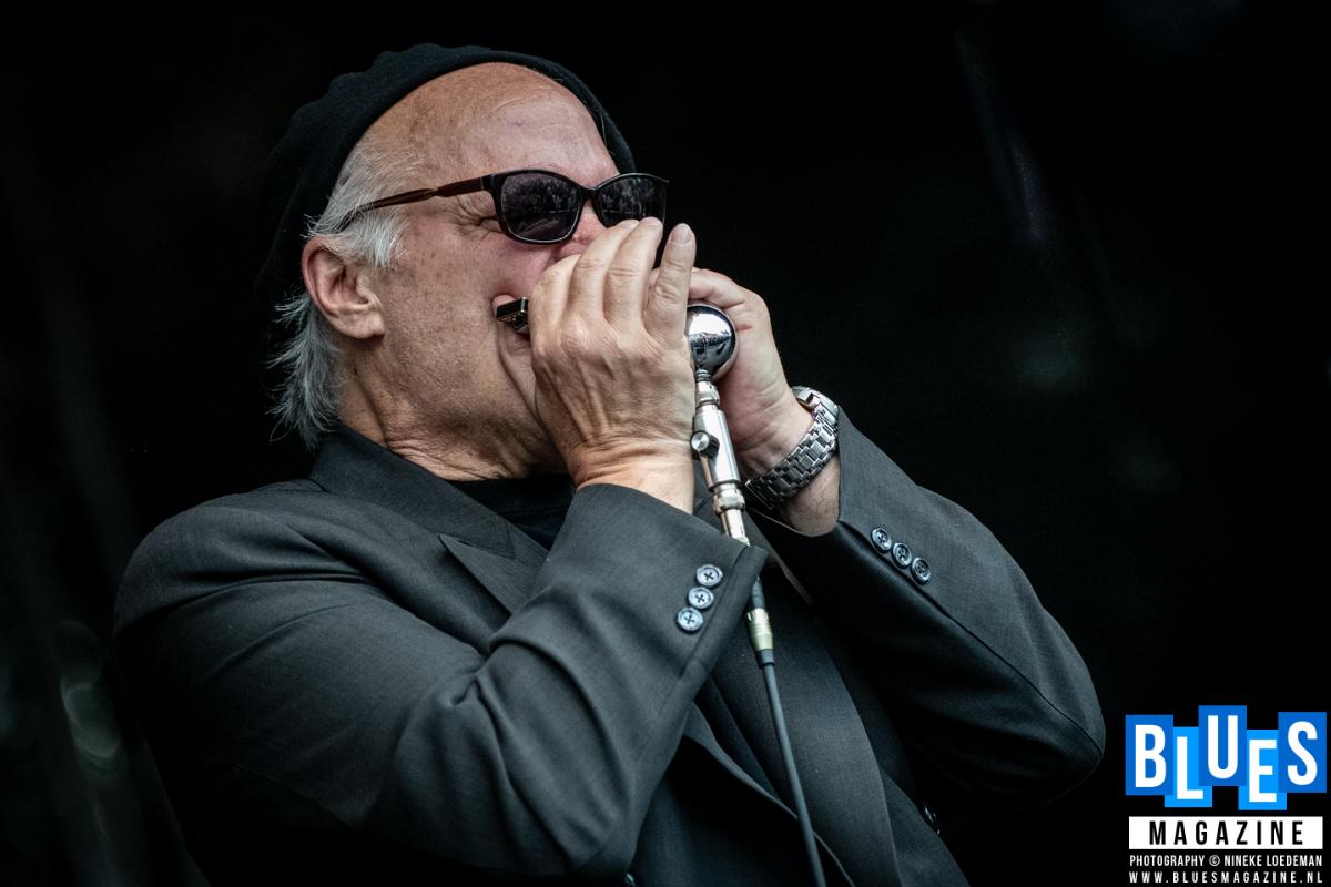 Curtis Salgado Band @ Grolsch Blues Festival 2019-19