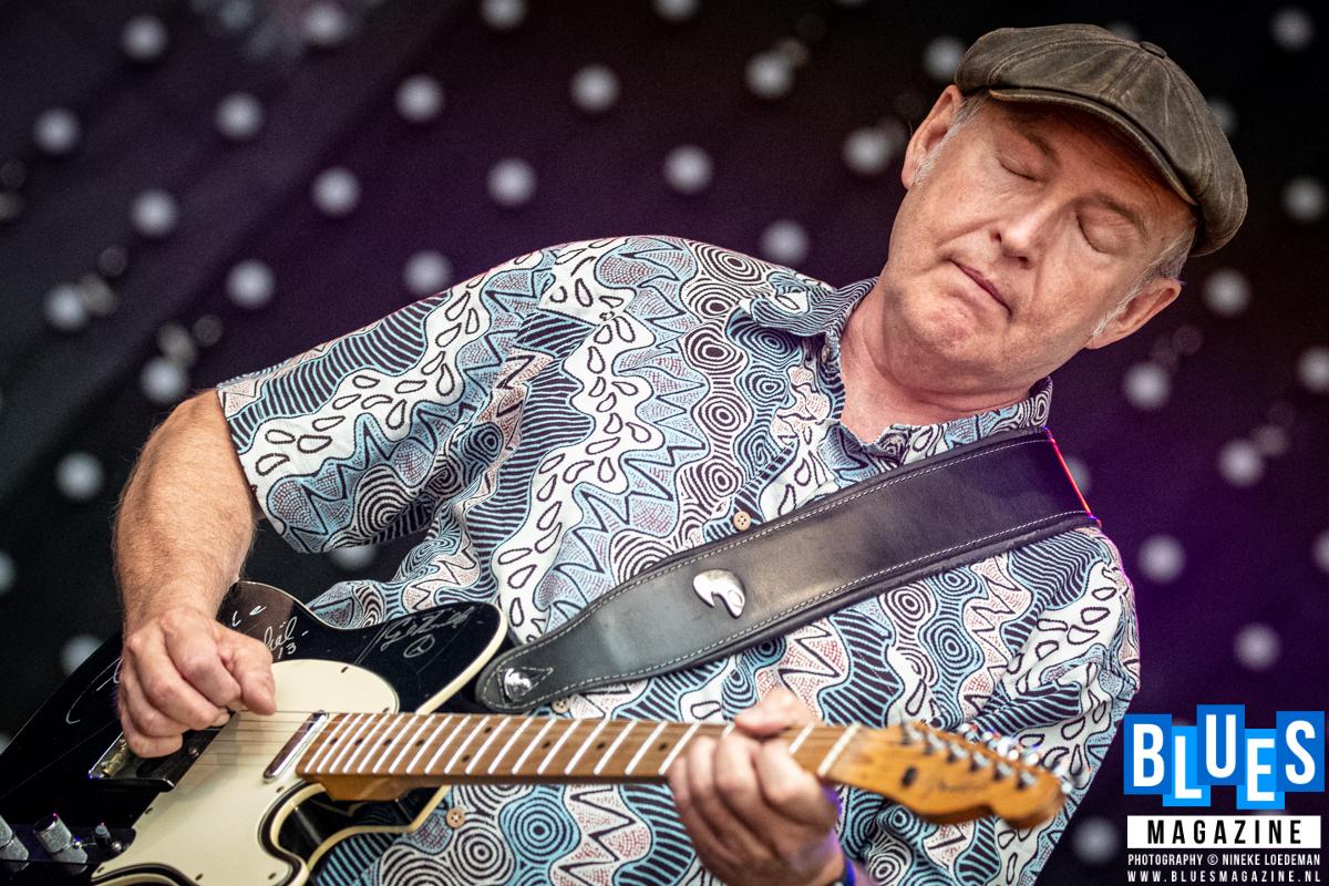 Eric Bibb & Band @ Grolsch Blues Festival 2019-4