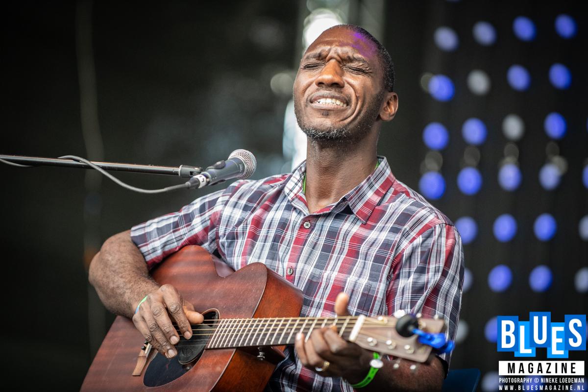 Cedric Burnside @ Grolsch Blues Festival 2019-6