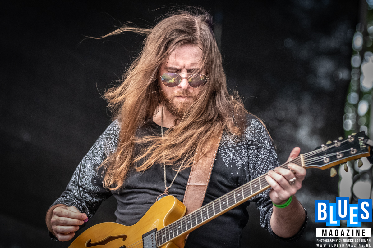 Biscuit Miller & The Mix @ Grolsch Blues Festival 2019-24