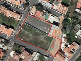 El Ayuntamiento crea un espacio de ocio polivalente junto a la Asociación de Vecinos de San José del Álamo