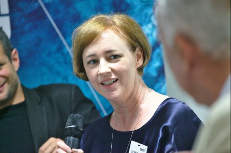 SES Ultra HD Conference, TechUK 13 June 2019 - Liz McParland, Commercial Director/Contribution, Globecast