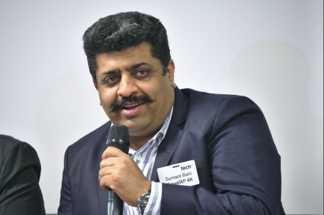 SES Ultra HD Conference, TechUK 13 June 2019 - Sumant Bahl, MD Europe, Travelxp 4K