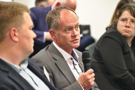 SES Ultra HD Conference, TechUK 13 June 2019 - Chris Johns, Chief Engineer, Broadcast Strategy, Sky UK