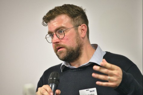 SES Ultra HD Conference, TechUK 13 June 2019 - Peter Collins, The Farm Group