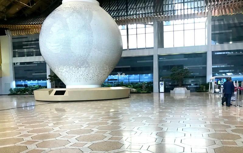 金浦空港のツボ