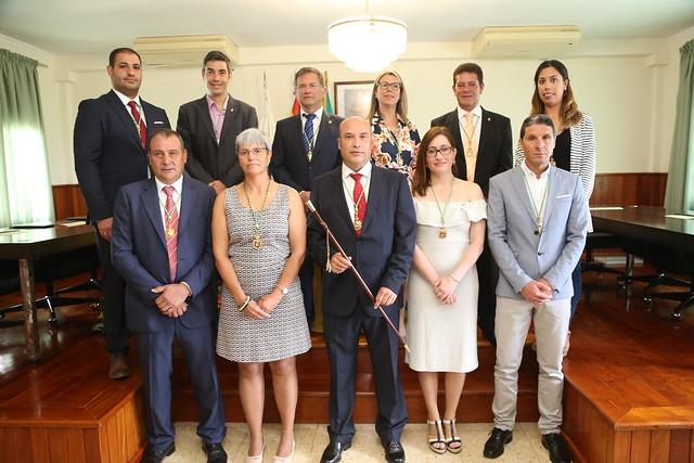 DÁMASO ARENCIBIA COMIENZA SU CUARTO MANDATO COMO ALCALDE DE VALLESECO