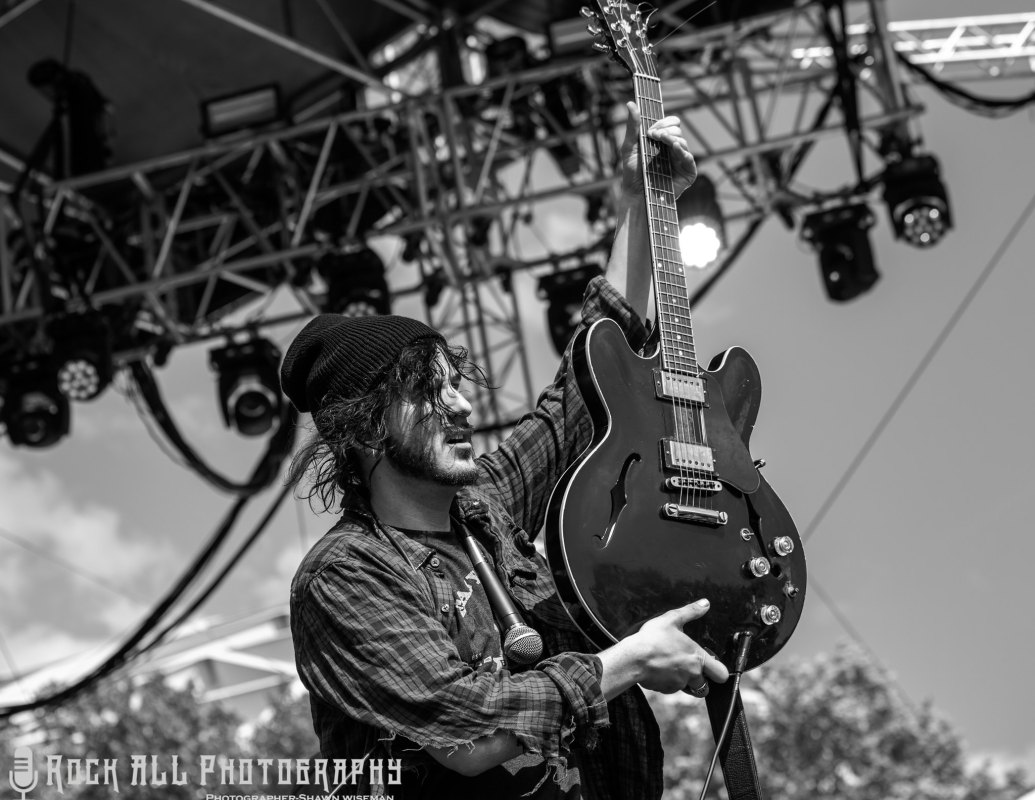 Reignwolf Bunbury Music Festival 2019 - Day 3