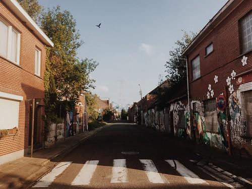 Doel, el pueblo fantasma