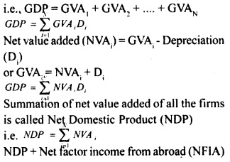 HSSlive Plus Two Macroeconomics Chapter Wise Previous Questions Chapter 2 National Income Accounting 6