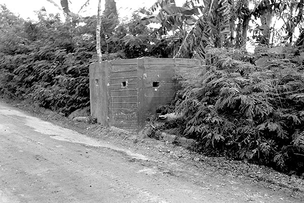 Pillbox, 1944