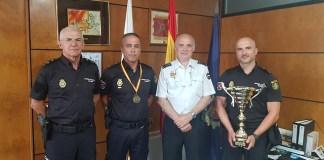 El equipo de tiro de la Jefatura Superior de Policía de Canarias se proclama campeón de España