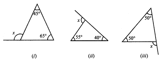 ML Aggarwal Class 7 Solutions for ICSE Maths Chapter 11