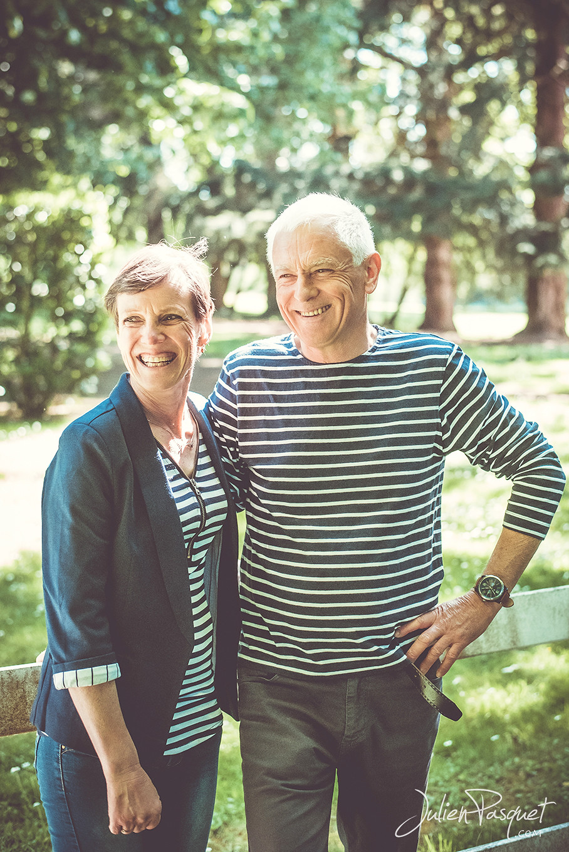 Christine & Roland - 60 ans