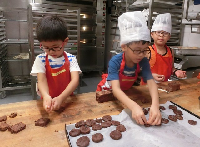 1. 小廚神烹飪班 Cooking Class at Grand Lapa Macau