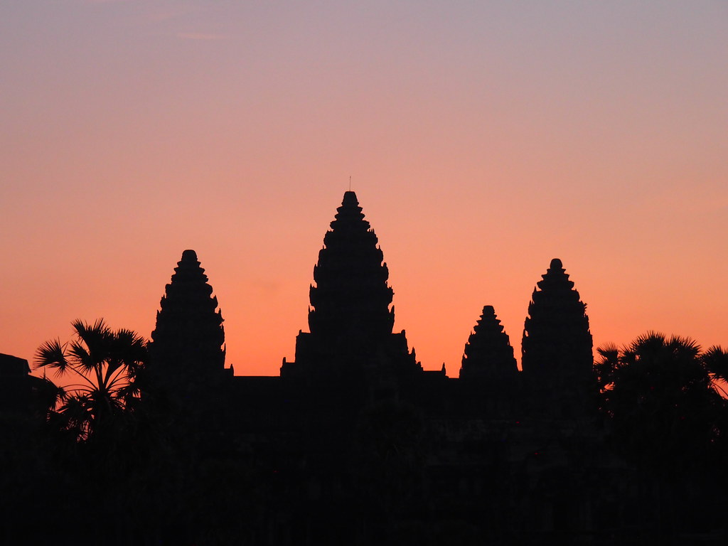 Amazing tourist attractions in Cambodia