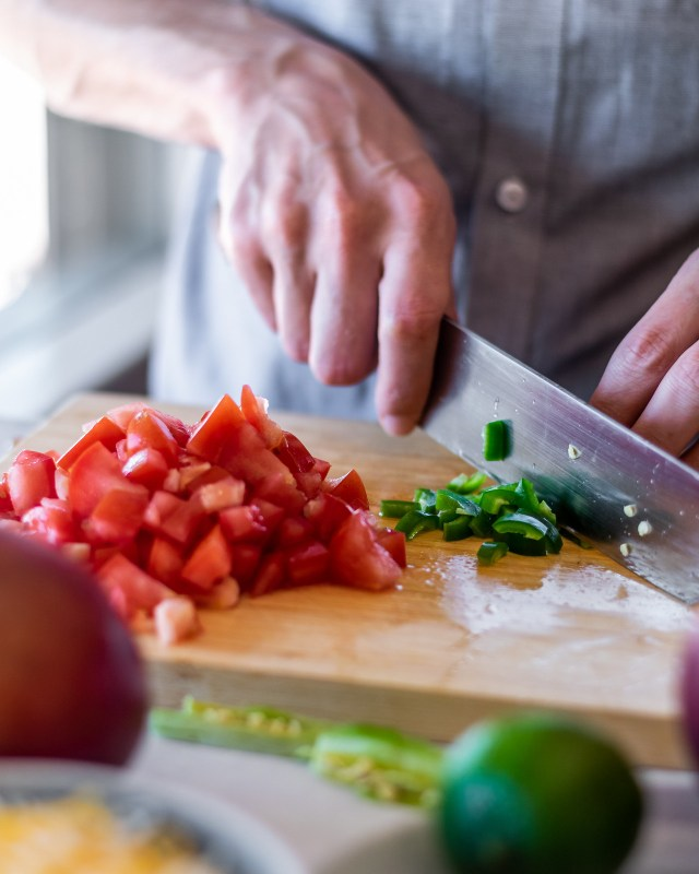 homemade pico de gallo is better than anything you can find at a store