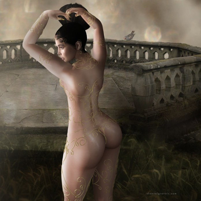 Divine Light Bath...