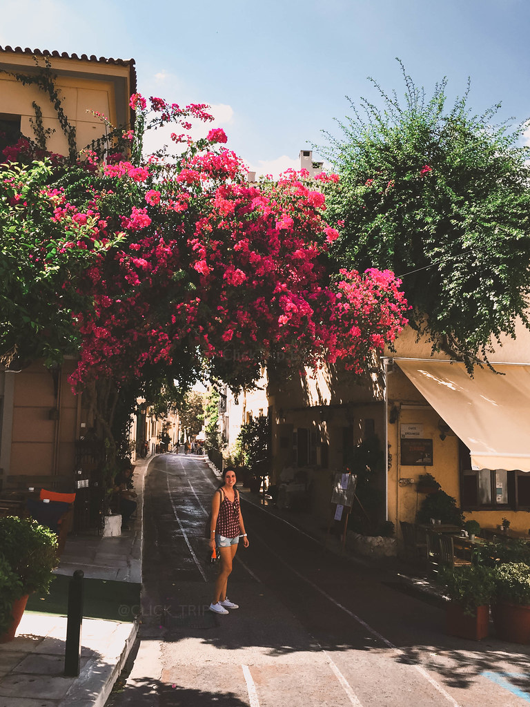 · Callejeando por Atenas · Ruta por Grecia ·