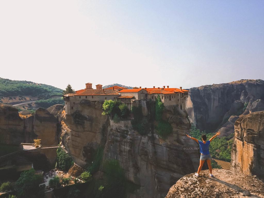 Cómo llegar a Meteora -Monasterios de Meteora - Vaarlam ·