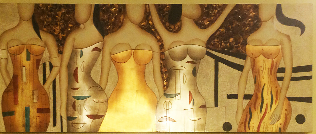 pintura de personas arte moderno Luxemburgo 01