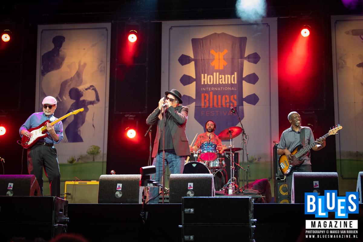 Curtis Salgado @ Holland International Blues Festival Grolloo 2019