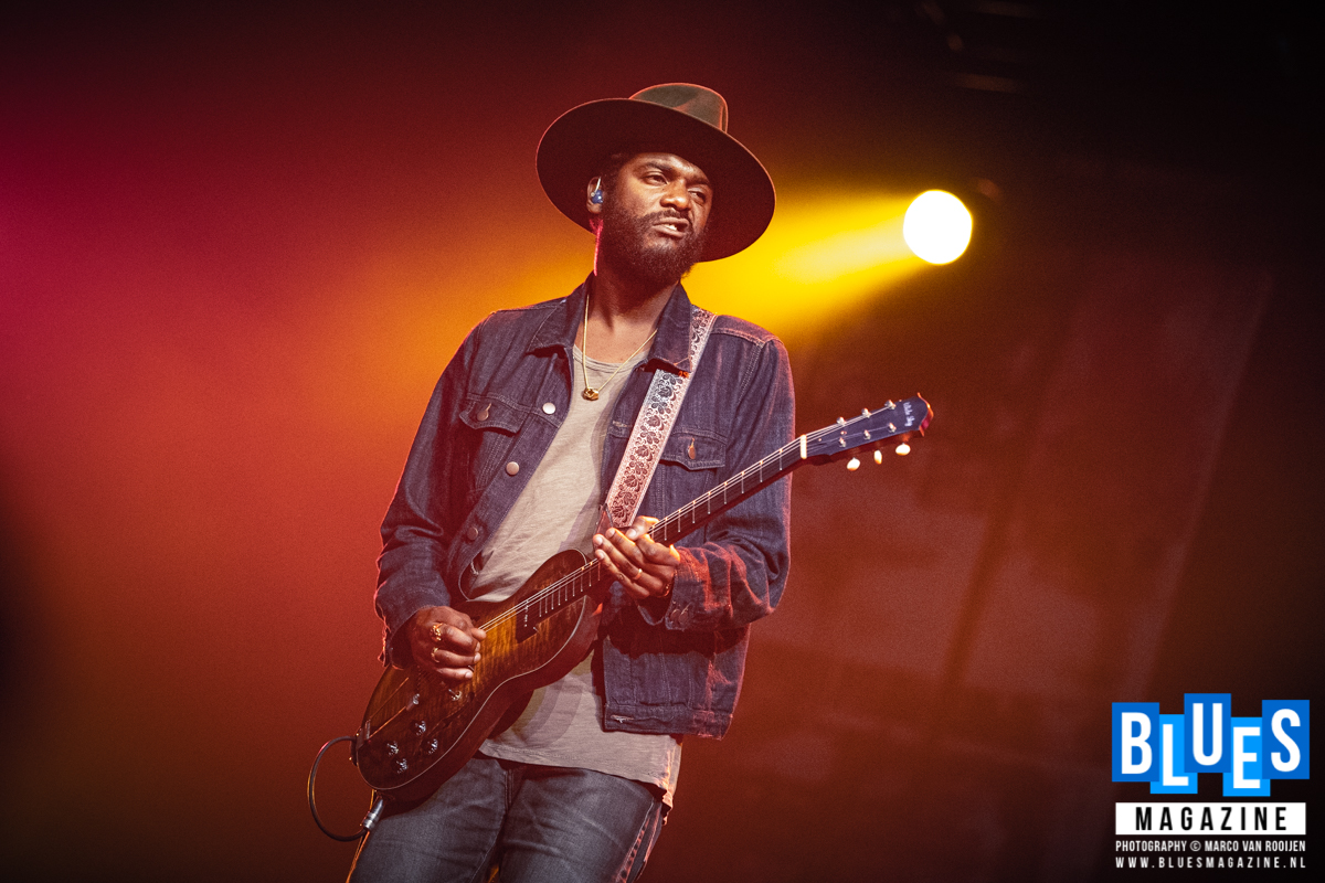 Gary Clark Jr. @ Holland International Blues Festival Grolloo 2019