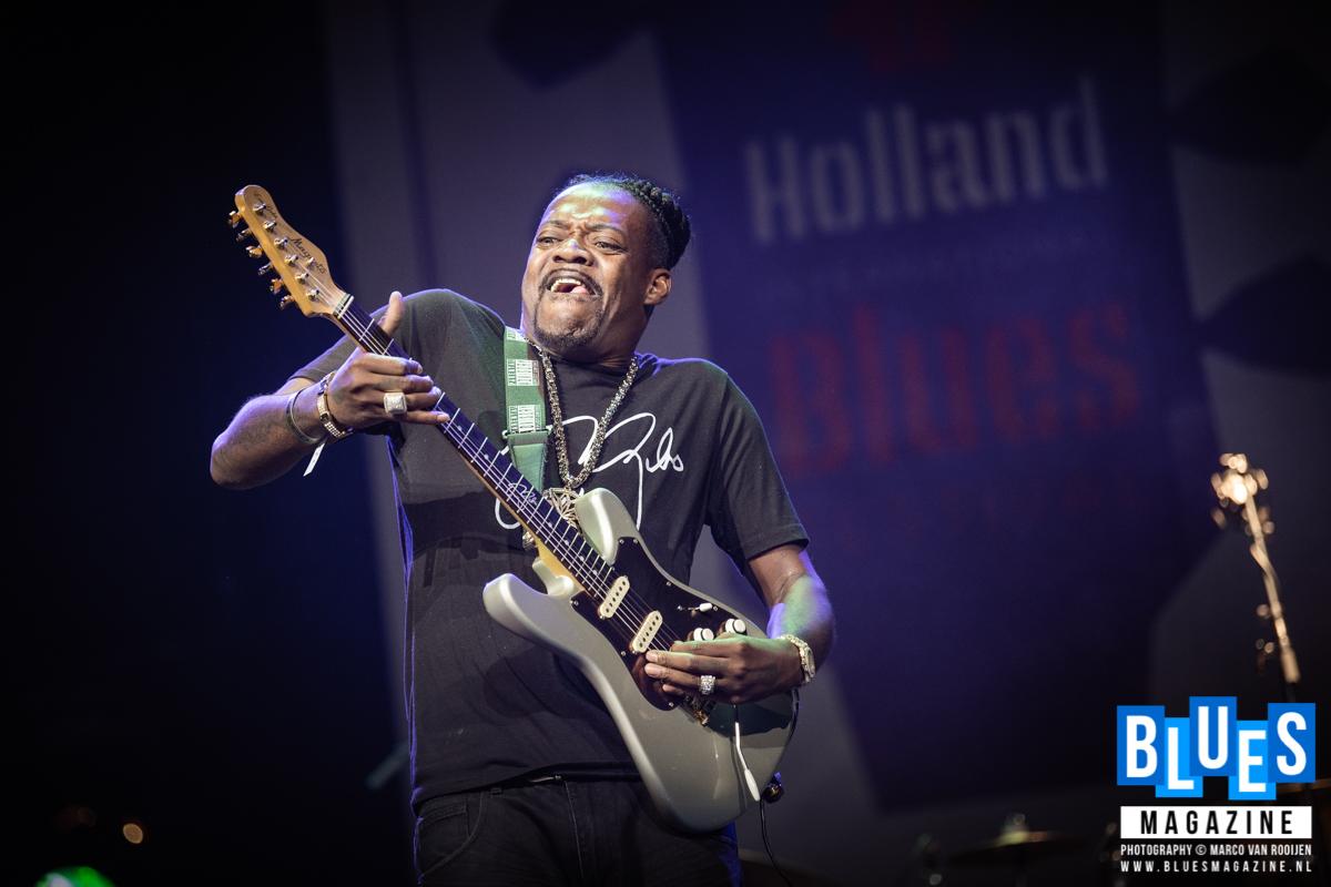 Eric Gales @ Holland International Blues Festival Grolloo 2019