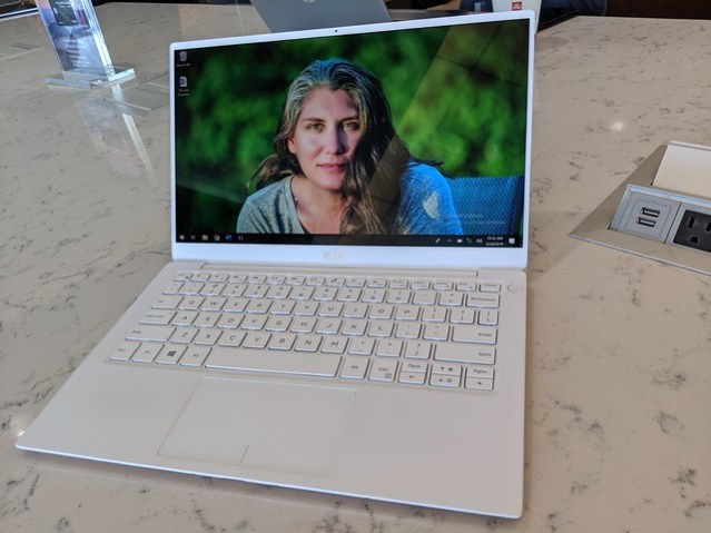 It's a Dell XPS 13