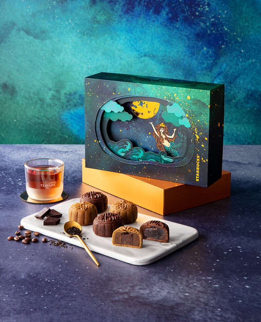Starbucks_STARBUCKS® Mooncake Gift Set1