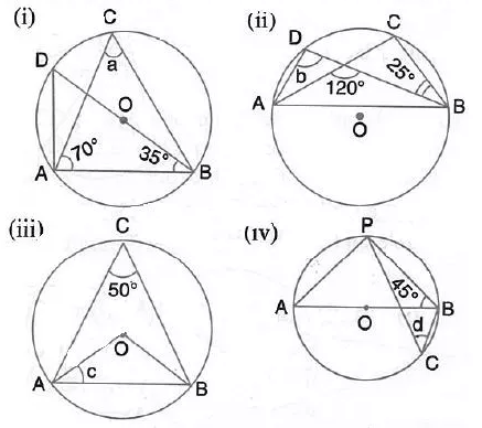 Selina Concise Mathematics Class 10 ICSE Solutions Circles 5