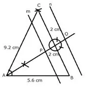 Selina Concise Mathematics Class 10 ICSE Solutions Loci (Locus and Its Constructions) 50