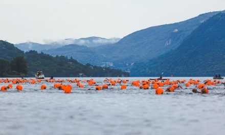 "Oceanman Lago d'Orta: ""Never do less than your best"""