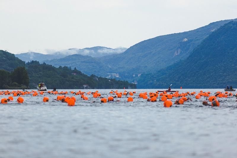 "Oceanman Lago d'Orta: ""Never do less than your best"""