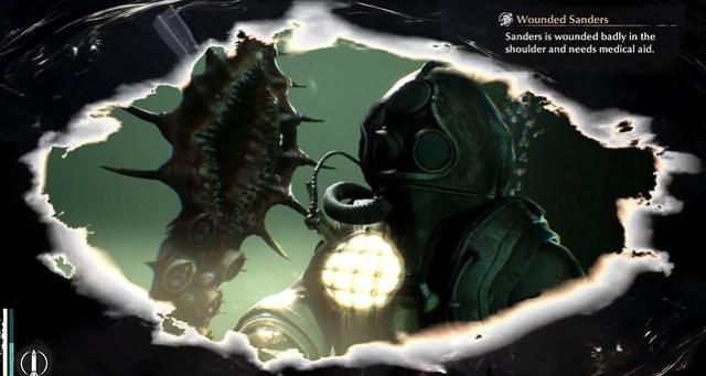 Die sinkende Stadt - Cthulhu Monster