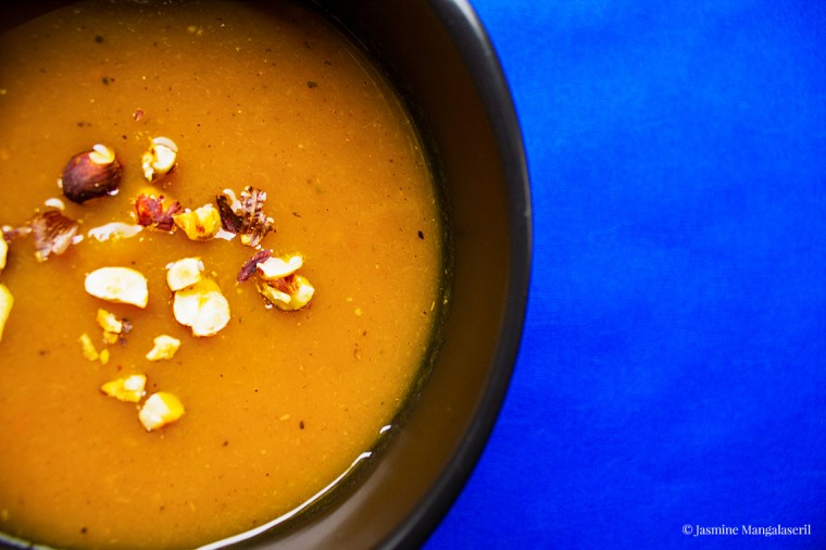 Ena͞emaehkiw Kesīqnaeh's  Northeast Pumpkin Soup