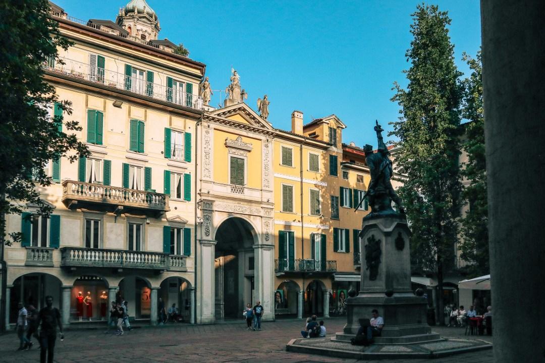 Piazza Podestà, Varese