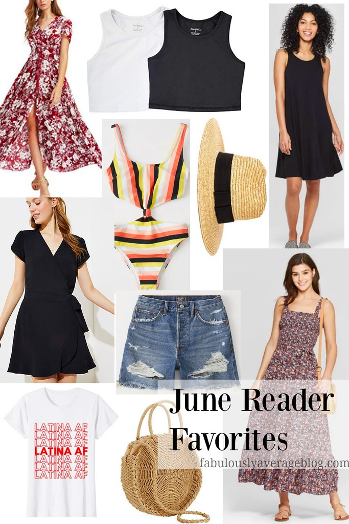 June Top sellers