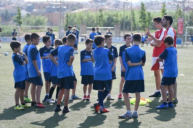 VI Campus de Futbol EFAC
