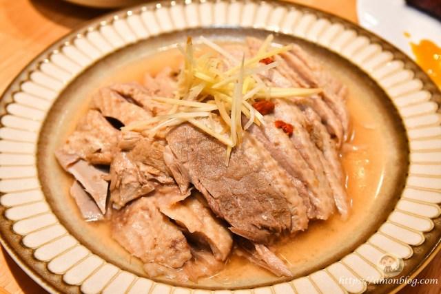 湯城鵝行, 嘉義鵝肉推薦 , 嘉義美食, 檜意森活村美食, 湯城鵝行招牌菜