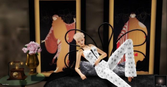 Anastasia Designs - Daisy Jumpsuit