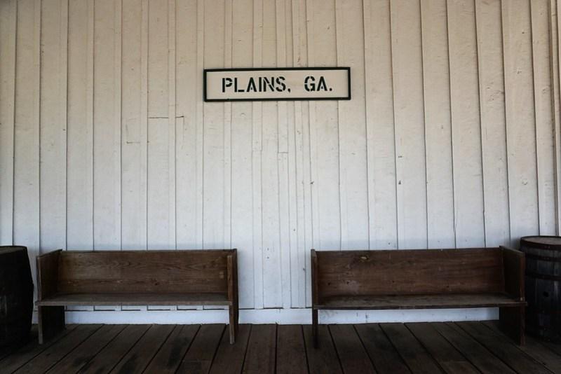 Seaboard Railroad Depot - Jimmy Carter Presidential Campaign Headquarters - Plains, Ga., June 22, 2019