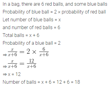 Understanding ICSE Mathematics Class 10 ML Aggarwal Solutions Chapter 22 Probability Ex 22 Q33