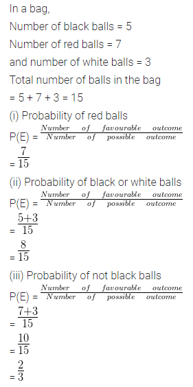 Understanding ICSE Mathematics Class 10 ML Aggarwal Solutions Chapter 22 Probability Ex 22 Q11